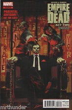 George A. Romero's Empire of the Dead Act 2 Issue 3 - Marvel Comics 2014