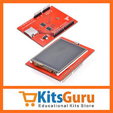 "2.4"" SERIAL TFT Touch Screen for Arduino KG077"
