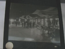 Masonic Odd Fellows IOOF Magic Lantern Slide sleeping qrt Canadian National Expo