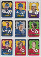 10-11 OPC Complete Your Marquee Legends Retro Set #551-600
