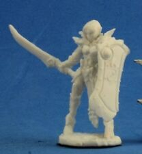 CASSIATA FEMALE ANTI PALADIN - Reaper Miniatures Dark Heaven Bones - 77204