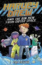 Harvey Drew & the Bin Men from Outer Space, Cas Lester