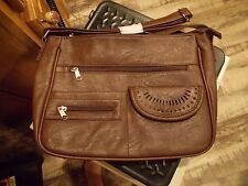 GOLD COAST CHOCOLATE BROWN PURSE VERY NICE NEW IN PACKAGE GREAT GIFT