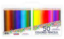 U.S Art Supplies Rainbow Prisma Colored Pencil Set 50 pcs drawing color Pencils
