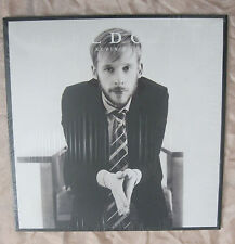 "KEVIN DEVINE BULLDOZER 12"" LP TRANSLUCENT BLUE NM w/ download NEVER PLAYED"