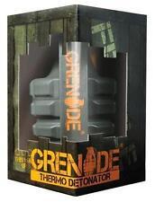 GRENADE Thermo Detonator Fat Burner Raspberry Ketones FORSKOLIN 100 capsules
