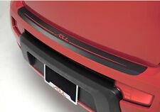2010 2011 2012 2013 Kia Soul Rear Bumper Protector Applique OEM U8390 2K000