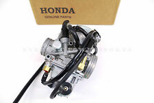 New Genuine Honda Carburetor 00 01 02 03 04 05 06 TRX350 Rancher OEM Carb #T09