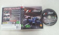 F1 formula one championship edition PS3