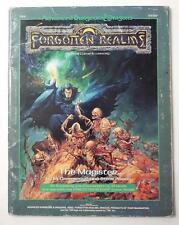 Advanced Dungeons and Dragons D&D Forgotten Realms The Magister