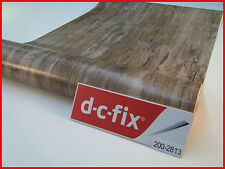 DC FIX Wood 1m x 45cm Sticky Back Plastic Self Adhesive Vinyl Contact Paper 2813
