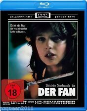 Der Fan - Uncut (Classic Cult Edition) [Blu-ray] Desiree Nosbusch * NEU & OVP *