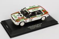 1:43 LANCIA DELTA HF 4wd Rally San Remo 1987 TOTIP n. 11 Fiorio Pirollo-scr003