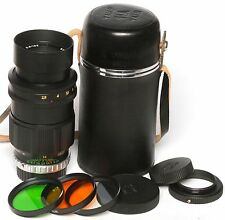 TAIR-11A 2.8/135mm M42.  Zenit and Nikon mount. S/N 875470 *****NEW***** 0531
