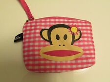 NWT Paul Frank  Coin Purse and Pouch / Pink