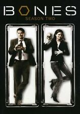 Bones: Season Two [6 Discs] (2009, DVD NEUF) WS6 DISC SET