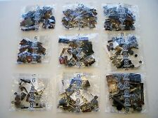 LEGO - The LEGO Movie - Rare - MetalBeard's Sea Cow 70810 - Partial Set (9 Bags)