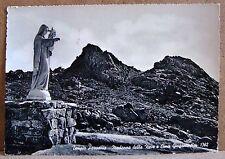 Tempio Pausania - Madonna della Neve e Cima Giogantino [grande, b/n, viaggiata]
