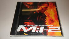 CD   Mission Impossible 2 von Mission Impossible 2  - Soundtrack