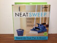 Butler Neat Sweep, Stand-Up Dust Pan and Broom