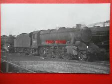 PHOTO  LMS CLASS 8F LOCO NO 48316 AT EASTFIELD 17/7/65