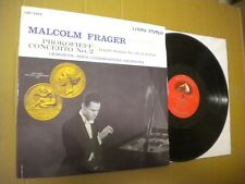 CLASSIC RECORDS REISSUE  MALCOM FRAGER PROKOFIEFF CONCERTO N°2  RCA LSC -2465 LP