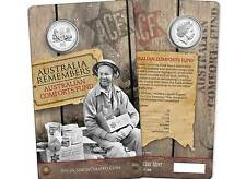2014 Australia Remembers - Australian Comforts Fund 20c Coin