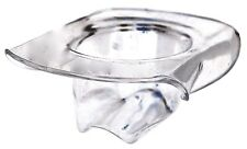 Cowboy Hat Shaped Party Bowl / Ice Bucket, Acrylic, by Huang, 8¾""