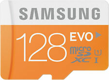 128GB micro SD SDXC Evo Class 10 UHS-I 48MB/s TF Memory Card 128G Galaxy       1