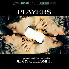 PLAYERS - COMPLETE SCORE - LIMITED 3000 - OOP - JERRY GOLDSMITH