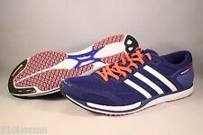 adidas adizero Takumi Sen 3 Boost Running Shoes Men's (Sz. 12.5) Purple B25894