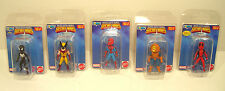 Marvel Super Heroes SECRET WARS SET OF 5 Micro Bobbles Gentle Giants 2015 Wave 1