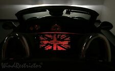 WindRestrictor Mini Cooper Roadster Wind Deflector Blocker Windschott Windstop