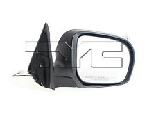 TYC Right Side Mirror Assy for Subaru Forester Power w/ Heat 2009-2010 Models