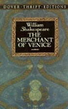 The Merchant of Venice by William Shakespeare (1995, Paperback, Unabridged)