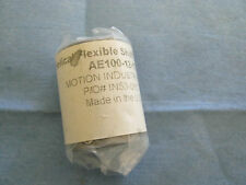 Helical Flexible Shaft Coupling Model:  AE100-12-12.  New Old Stock