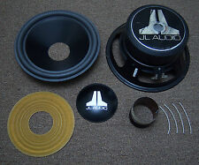 JL Audio 12W6 Woofer RECONE SERVICE / Speaker Re-cone / Subwoofer Repair