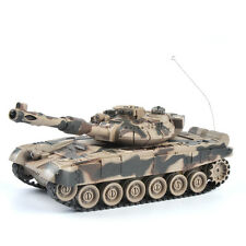 1/28 9CH 27Mhz IR Remote Control Battle Russian T90 RC Tank Sounds Fighting Toy