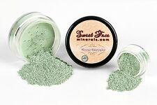 GREEN CORRECTOR 2g Sample Size Mineral Makeup Sheer Bare Skin Concealer Powder