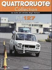 rare book FIAT 127  - 50 pages hard cover