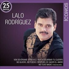 Iconos 25 xitos [10/15] by Lalo Rodr¡guez (CD, Oct-2013, 2 Discs, Universal...