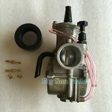 New carburetor 28mm PWK 2-stroke racing flat side the OEM OKO KOSO 28mm carb