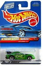 1999 Hot Wheels #966 X-Treme Speed Series Callaway C7 5 spoke
