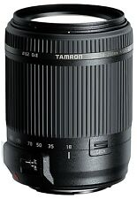 Tamron 18-200mm F3.5-6.3 di ii lentille-sony a mount adapter
