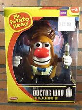 DOCTOR WHO Eleventh Doctor MR POTATO HEAD Playskool Figure NEW NIB
