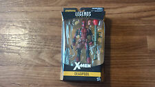 Marvel Legends Deadpool X-Men Juggernaut Wave New Sealed Mint Figure