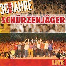 SCHURZENJAGER-30 WILDE JAHRE  CD NEW