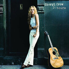 Detours 2008 by Sheryl Crow - Disc Only No Case