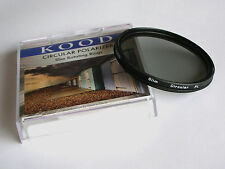 KOOD 67MM SUPER SLIM MOUNT CIRCULAR POLARISING FILTER C-PL PLC CPL