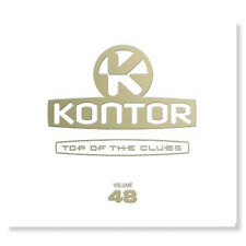 KONTOR = Top Of The Clubs 48 = Guetta/Avicii/Ericke/Chase...=3CD= groovesDELUXE!